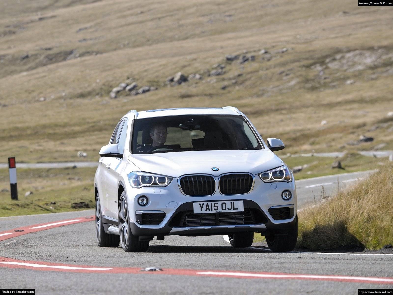 Hình ảnh xe ô tô BMW X1 UK-Version 2016 & nội ngoại thất