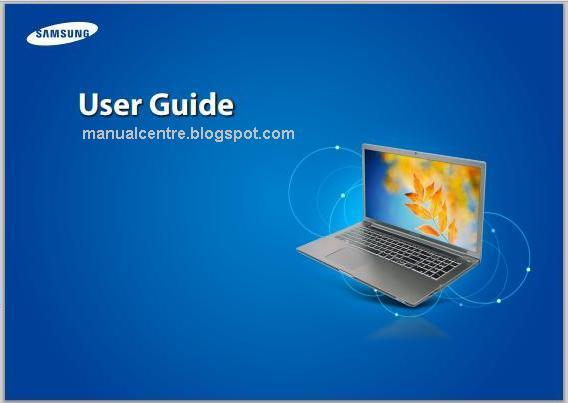 Samsung ATIV Book 6 Manual Cover