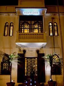 <b>Rick's Café Casablanca</b>