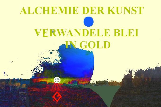 VERWANDELE BLEI IN GOLD