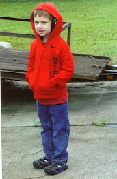Our grandson Ethan - age 6