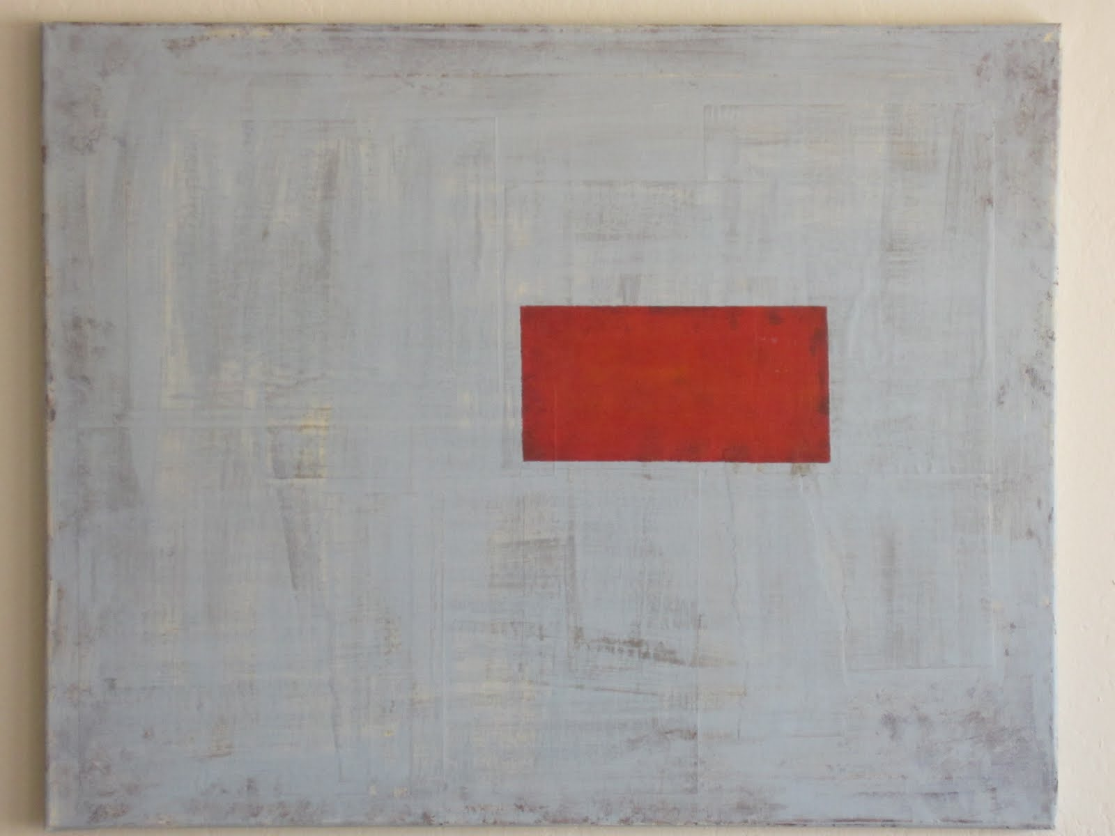 Embracing Grace Everyday: Painting Experiment:Abstract ... Minimalist Painting