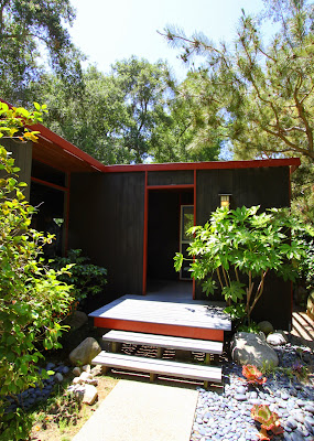 Norton House, 1954, 820 Burleigh Drive, Pasadena, CA 91105, Buff and Hensman