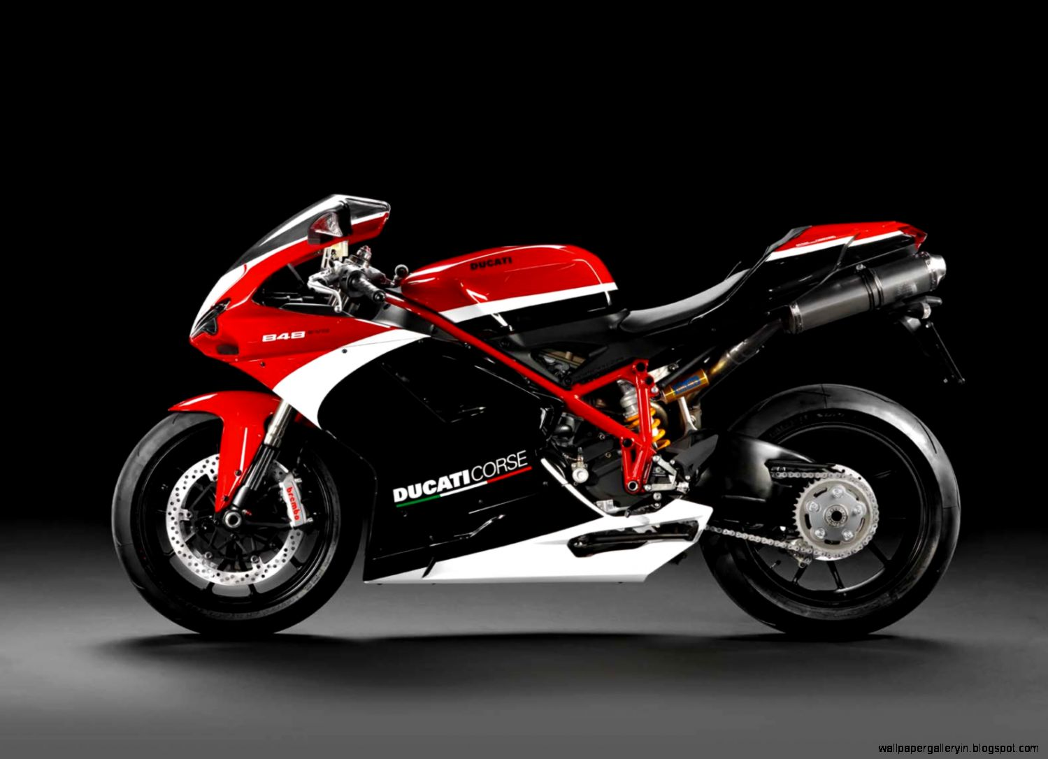 Superbike Ducati 848 EVO Corse Special Edition 13839 Wallpaper