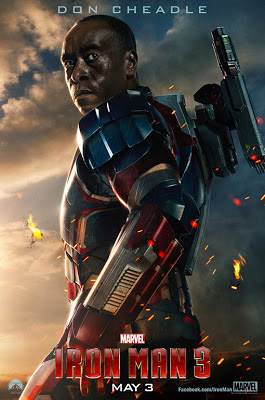 Iron Patriot Poster