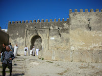 Tangier portuguese fort