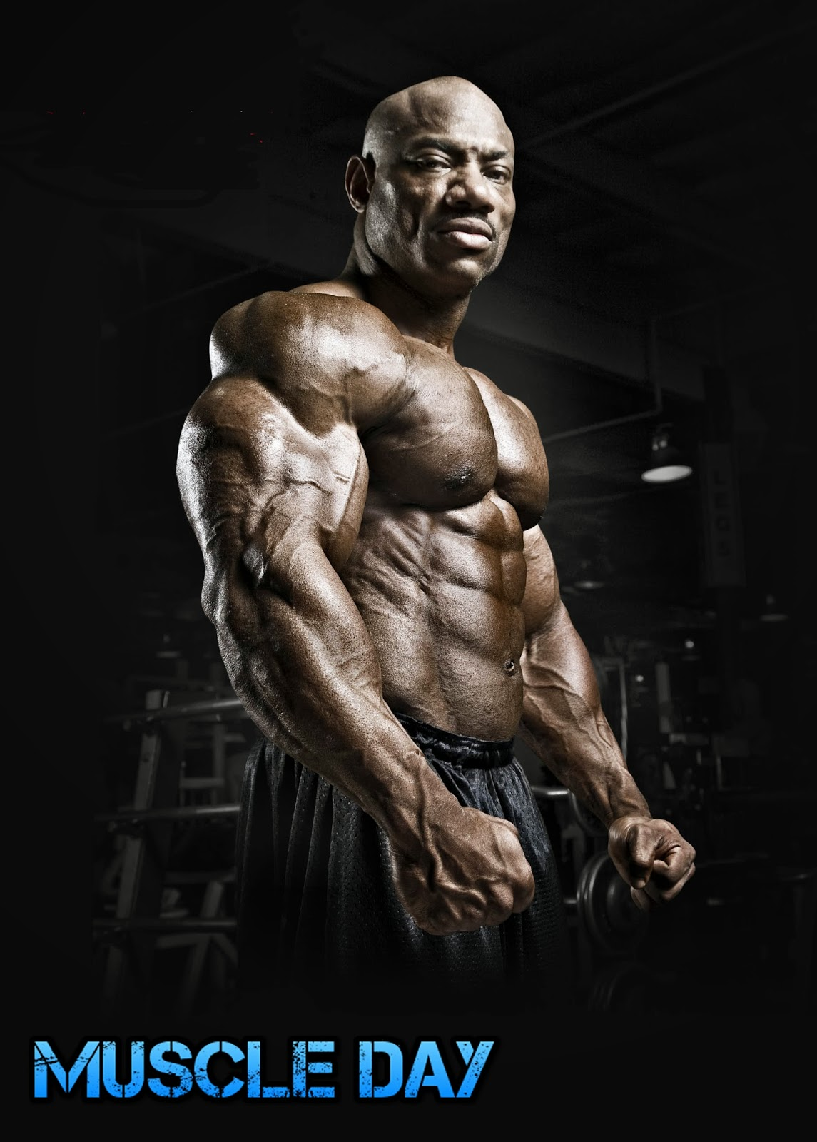 Dexter Jackson | Muscle Day