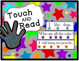 Touch and Read Intervention
