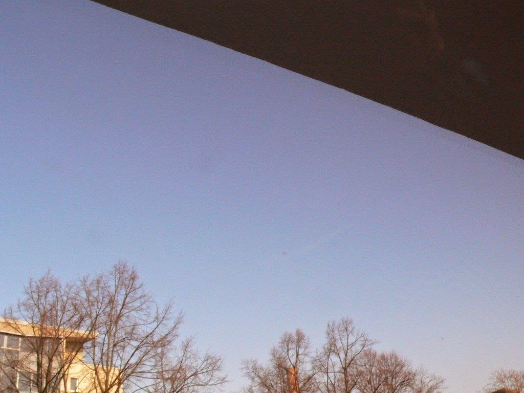 Fenster geputzt Frühjahrsputz