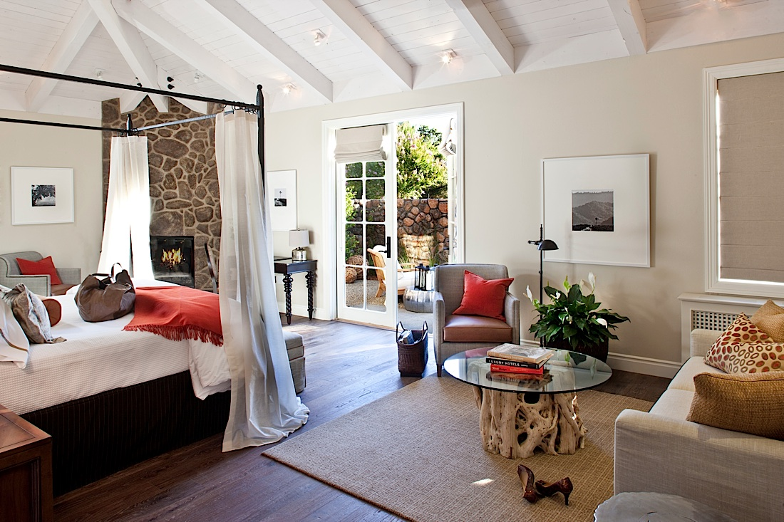 Living Room Inspiration Stunning With Hotel Yountville Napa Picture