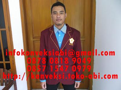 Jual Jas Almamater Murah di Jakarta Selatan: Kalibata, Rawa Jati, Duren Tiga, Cikoko, Pengadegan, Pancoran