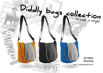"CENTRUM LINK - ""Sling Bag"" - DY10002"