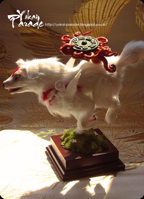 okami sculpture