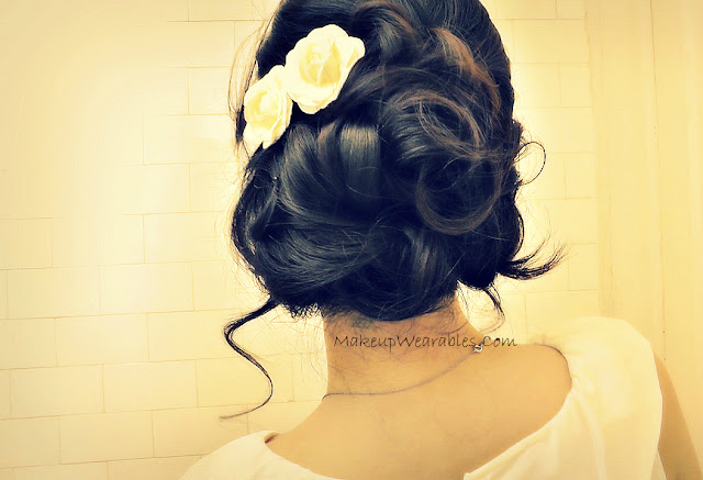 Hairstyle for fancy formal occasion | Prom, Homecoming, Wedding Hairstyles Updos for Medium Long Hair Tutorial