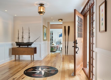 Decorative Wooden Oars And Decorating Ideas Nautical Handcrafted Decor Blog
