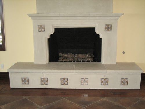Avente Tile Talk: Tile Fireplace Design Tips
