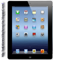 Apple iPad 3 Wi-Fi + 4G price in Pakistan phone full specification
