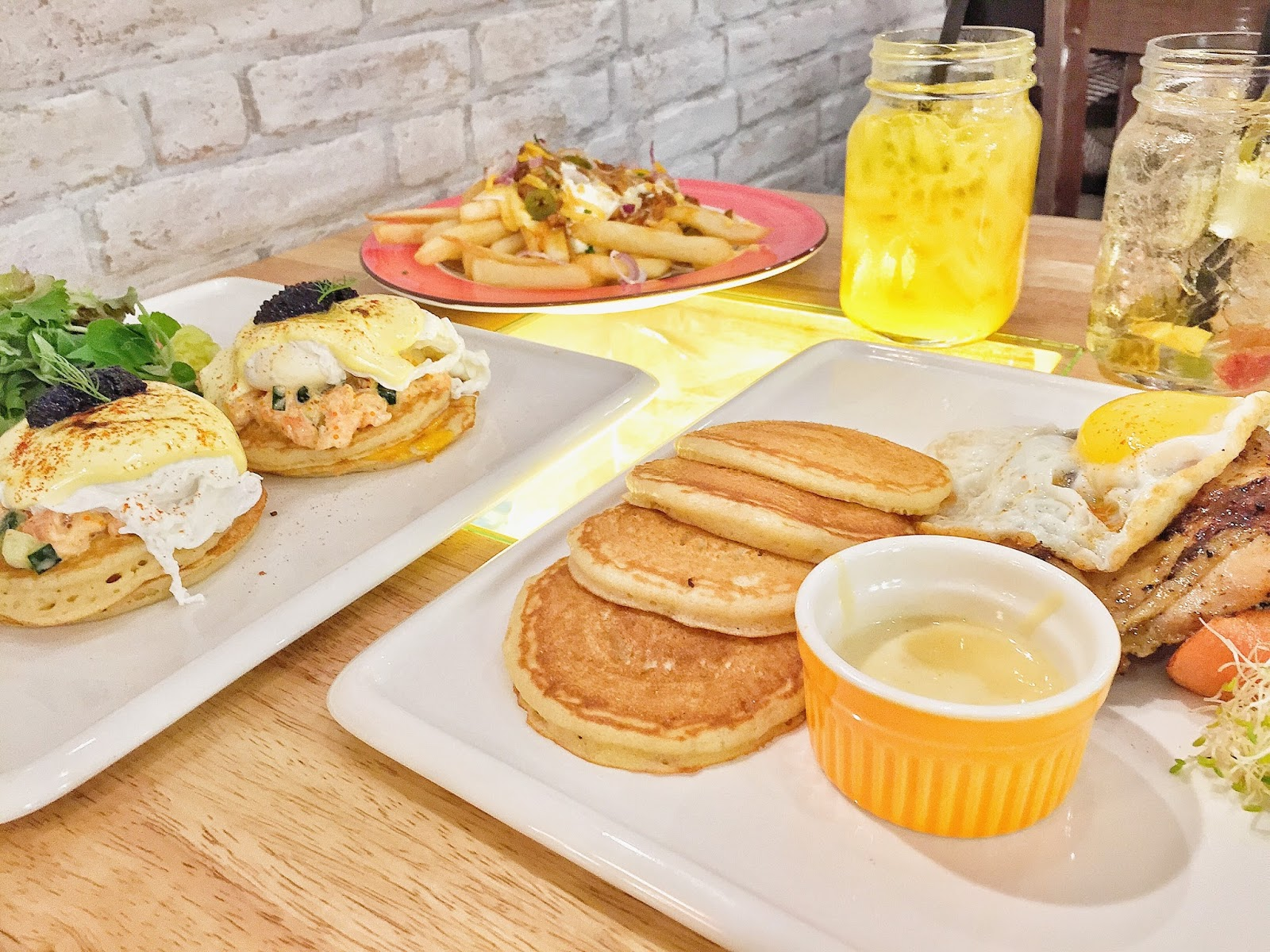 The Udder Pancake Cafe Singapore