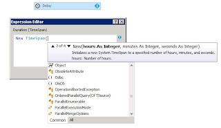 Delay activity in Workflow foundation