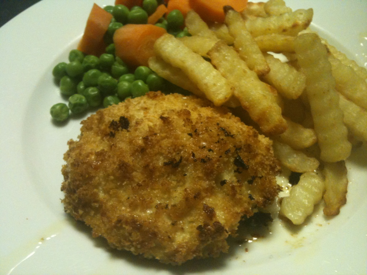 Thermomix Meals: Friday 15th April- fried rice, chicken kiev