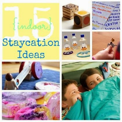 Fun Indoor Staycation Ideas For Kids