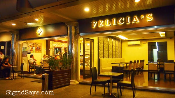 Felicia's 6th Street - Bacolod restaurants