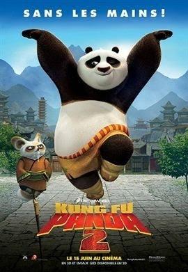 Kung Fu Panda 2 – HD 720p