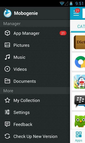 Free Download Mobogenie Market for Android