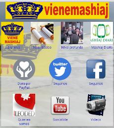 """Descarga la aplicación """"Viene Mashíaj"""" para Smartphones"""
