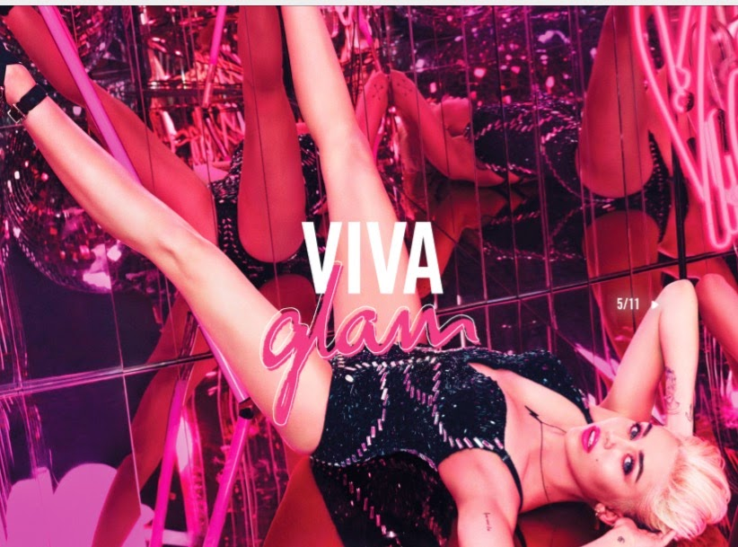 Miley Cirus - Viva Glam