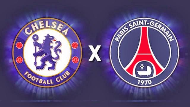 Video Gol Chelsea Vs PSG 12 Mac 2015 Liga Juara Juara Eropah