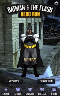 Batman & The Flash: Hero Run v1.2 [Mod Money] APK
