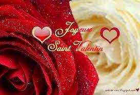 Message d'amour saint valentin