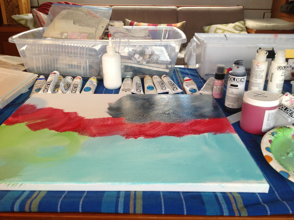 paints galore