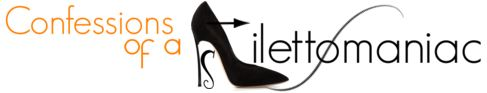 Confessions Of A Stiletto Maniac
