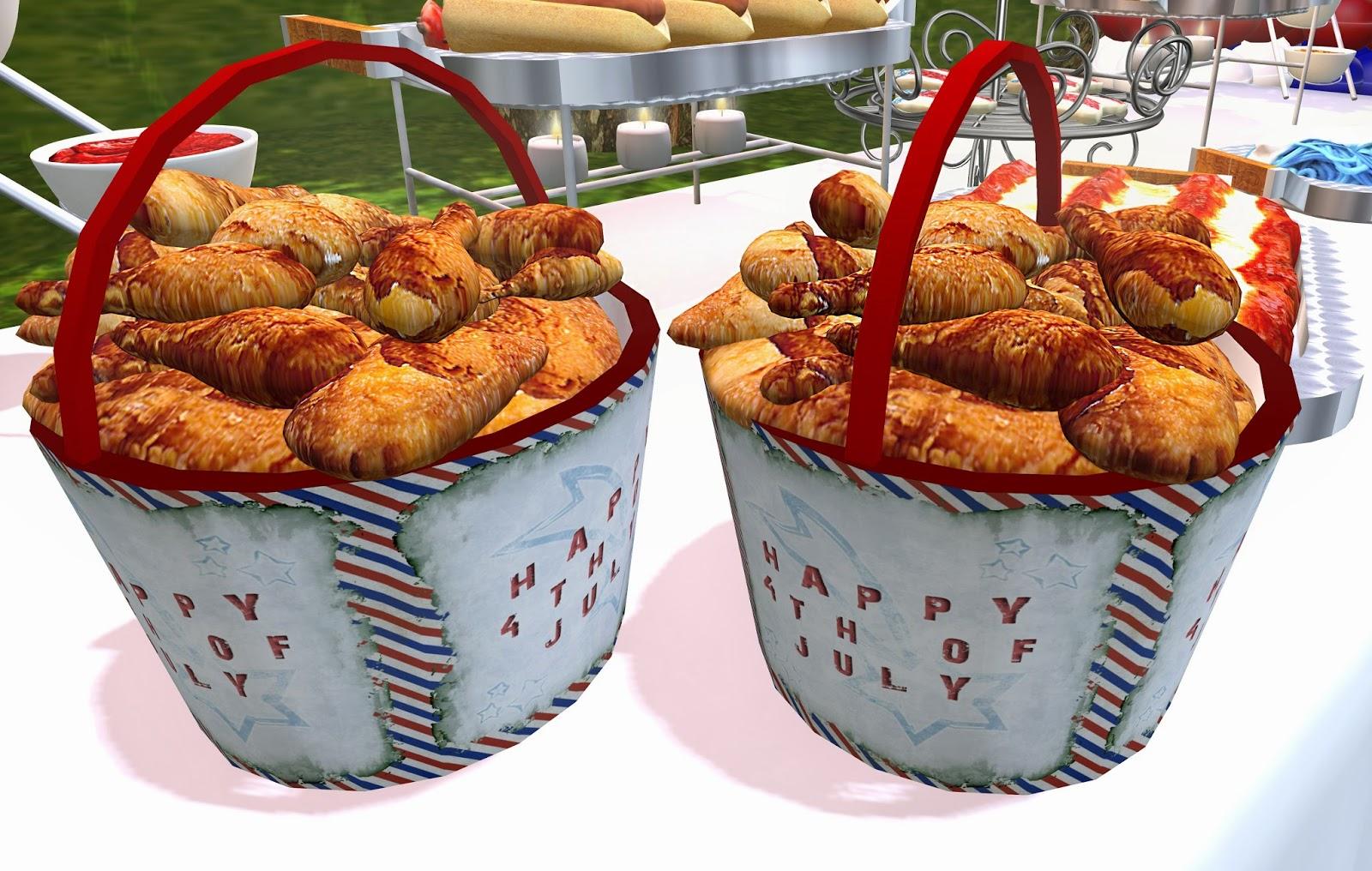 Whole Foods Wings Bucket