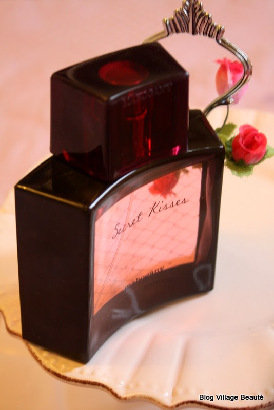 RESENHA DO PERFUME SECRET KISSES DA MAHOGANY