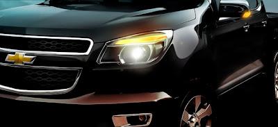 Fotos da nova Chevrolet S10 - 2012 5