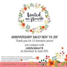 Ellen Hutson Anniversary Sale