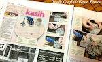 Haila Craft @ Berita Harian Mei 2012