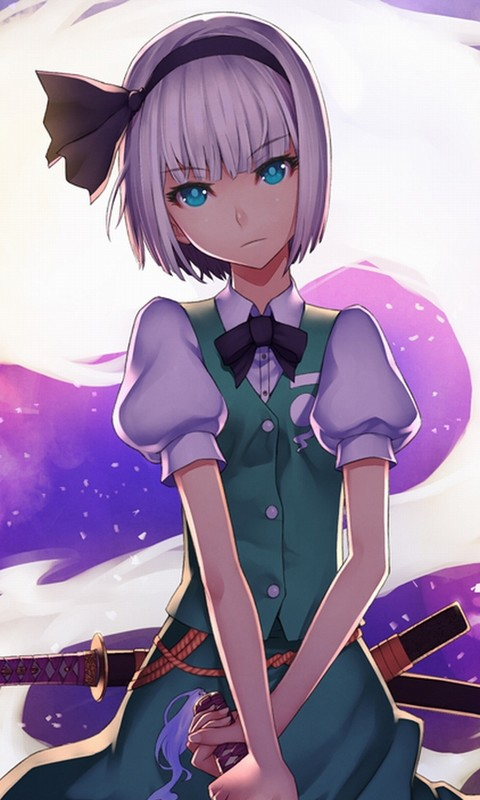 Anime Girl Cell Phone Wallpaper ~ 480800 HD Wallpapers