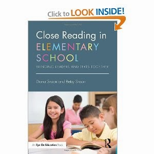 http://www.amazon.com/Close-Reading-Elementary-School-Education/dp/0415746140/ref=tmm_pap_title_0