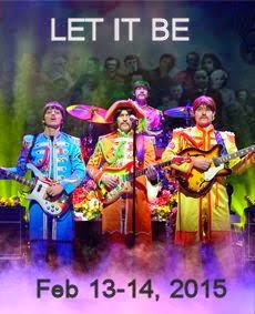 """Let It Be"" @ Sony Centre, Toronto"