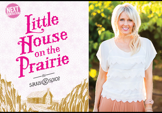 SavvySpice+Little+House+on+the+Prairie,+Dale+Janee+Steliga
