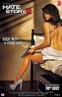 Hate Story 2 (2014) Poster