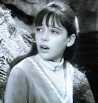 Angela Cartwright at the Cafe
