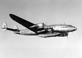 Lockheed Constellation no Jogos de Aviao