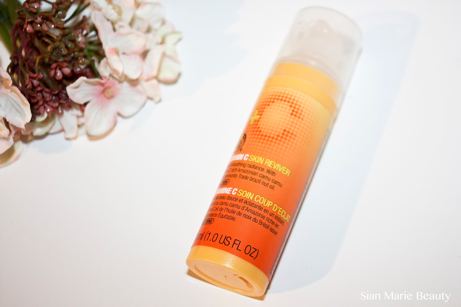 The Body Shop Skin Reviver Vitamin C