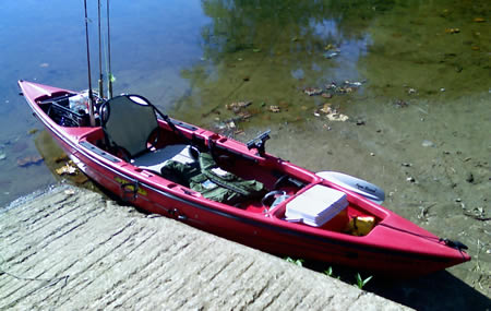 The Pine Island Angler Kayak Review Native Ultimate 12