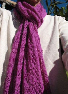 Motheye scarf